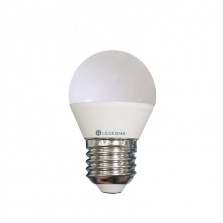 BOLMBILLA LED 5W GLOBO G45*6