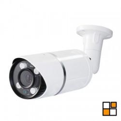 Cámara compacta HDCVI , HD 720/1080p óptica 2,8-12mm, Smart IR 50 m.