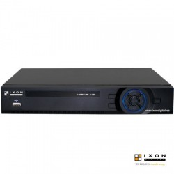 DVR HD Tribrido (Analógico, HD-CVI, IP) 1080P/15 ips y 720p/30ips. Salida HDMI